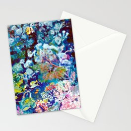 The Barrier Reef, AUSTRALIA               by Kay Lipton Stationery Cards