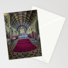 Faith Is The Victory Stationery Cards