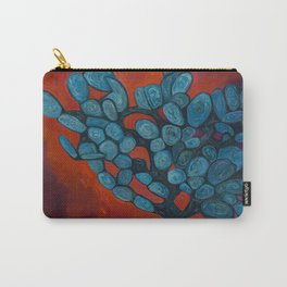 Mexico Cactus Carry-All Pouch