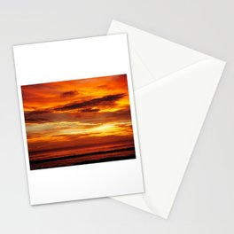 Another Beautiful Costa Rica Sunset Stationery Cards