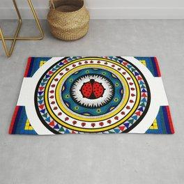 Circle of Life 5 / Ladybugs Rug