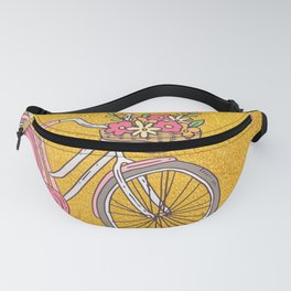 Spring is coming 4 Fanny Pack