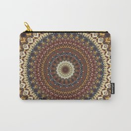 Mandala 429 Carry-All Pouch