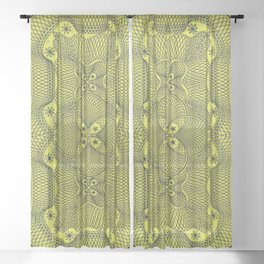 Fifty-five Sheer Curtain