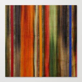 Boho Stripes Canvas Print