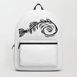 B&W Bone Fishish 108 Backpack