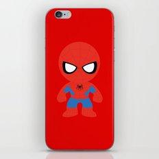 Where's my web? iPhone Skin