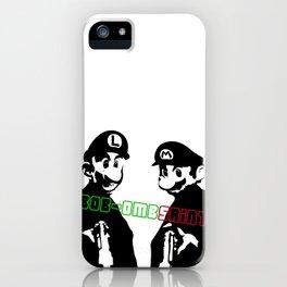 The Bob-Omb Saints iPhone Case