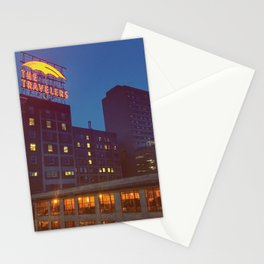 The Travelers Stationery Cards