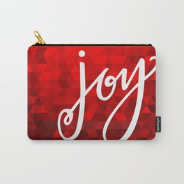 Christmas Joy Carry-All Pouch