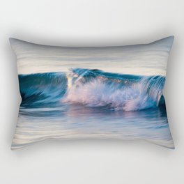 Crash & Roar! Rectangular Pillow