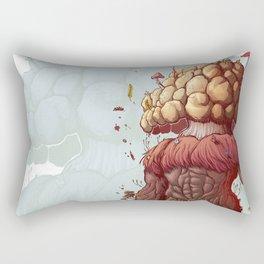 Agaricus Rectangular Pillow