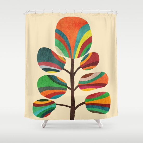 Exotica Shower Curtain