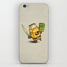 Cyber Pirate iPhone & iPod Skin