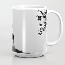 Lone deer Coffee Mug
