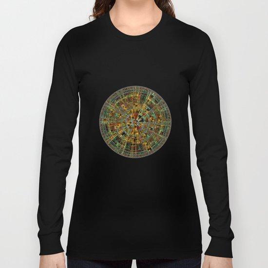 Ancient Calendar Long Sleeve T-shirt