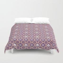 1982 est. Royal Purple Duvet Cover