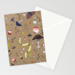 Occultist Shroom Stationery Cards