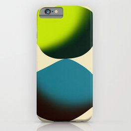 MAGNETIC COMPOSITION iPhone Case