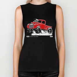 1946 Chevy Pick-up – RED Biker Tank
