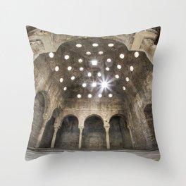 Aammim Alyawza Throw Pillow