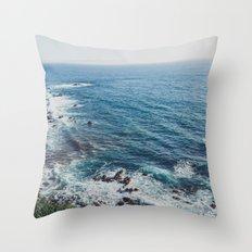 Palos Verdes II Throw Pillow