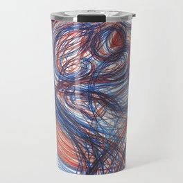 Dive-fall Travel Mug