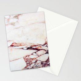 Pink Stone Stationery Cards