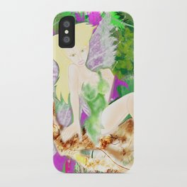 DO YOU BELIEVE IN FAYRIES? iPhone Case