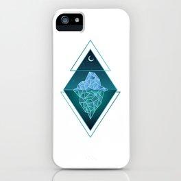Iceberg Geometric iPhone Case