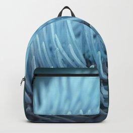 Blue spruce 2 Backpack