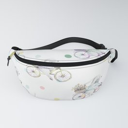 Peter Cottontail Fanny Pack