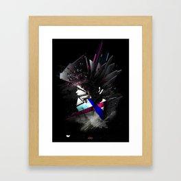 APOLLOPUNK Framed Art Print