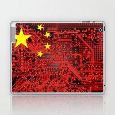 circuit board Flag (China) Laptop & iPad Skin