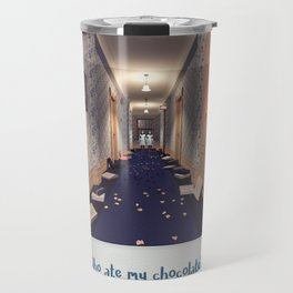 Who ate my chocolate? Travel Mug