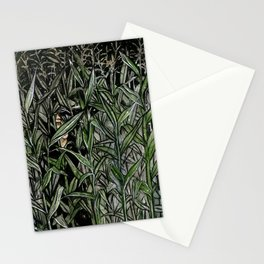 Corn Witch Stationery Cards