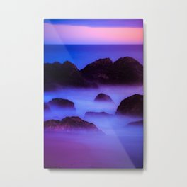 Serenity Is Bliss Metal Print