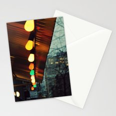 Caminando por New York Stationery Cards
