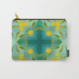 Dandelions in the sky Carry-All Pouch