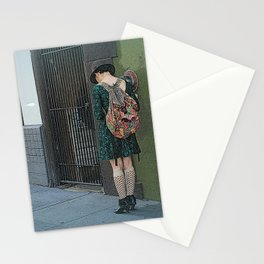 Texting One, Two,... Stationery Cards