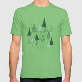 Forest Pattern T-shirt