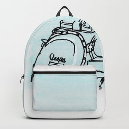 Vespa Adventures Backpack