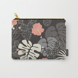 Tropical pattern 056 Carry-All Pouch