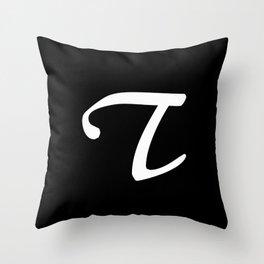 ALPHABET ...T Throw Pillow