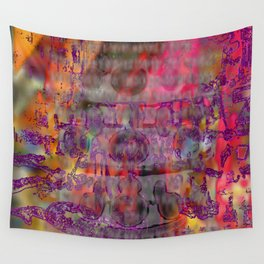 Inner Flame Wall Tapestry
