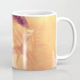 Summer romance in the grain field Coffee Mug