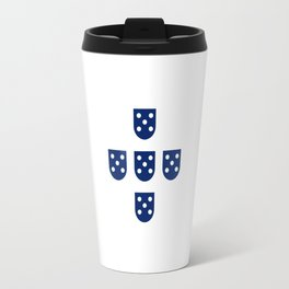 Quinas de Portugal Travel Mug