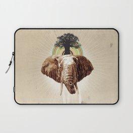 "Glue Network Print Series ""Environment & Animals"" Laptop Sleeve"