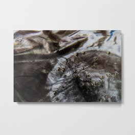 Rad space balls and other clouds of matter 2 Metal Print