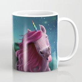 Sassy Unicorn Coffee Mug